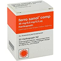 Ferro sanol comp 30mg/0,5mg/2,5μg 50 stk preisvergleich bei billige-tabletten.eu