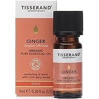 Tisserand Ginger Organic Essential Oil 9ml preisvergleich bei billige-tabletten.eu