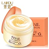 Generic Laikou Snail Sleeping Mask For Face Snail Face Reduce Freckles Acne And Spot Remover Anti Wrinkle Anti Aging Face Mask 75g