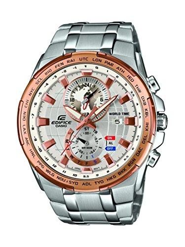 Casio Herren-Armbanduhr Analog Quarz Resin EFR-550D-7AVUEF
