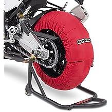 Calentadores de Neumáticos Honda CBR 600 RR ConStands 60-80 °C Par Rojo