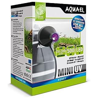 Aquael Mini Uv Sterilizer Filter (Fits Most Filters)