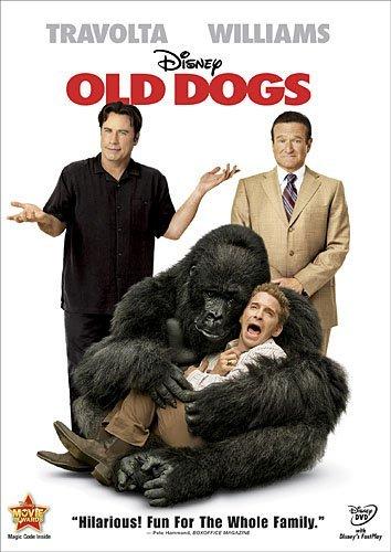 Old Dogs (Single-Disc Widescreen) by John Travolta -