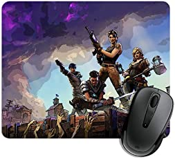 exciting Lives Fortnite Mouse Pad