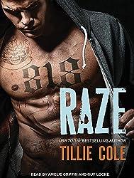 Raze (Scarred Souls) by Tillie Cole (2015-10-28)