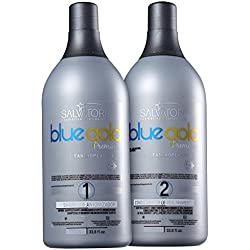 Salvatore Blue Gold Premium pour brushing - 2x 1l