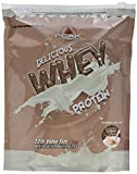 Peak Delicious Muscle Building Whey Protein - 1000 g Beutel Nut-Mix Milkshake