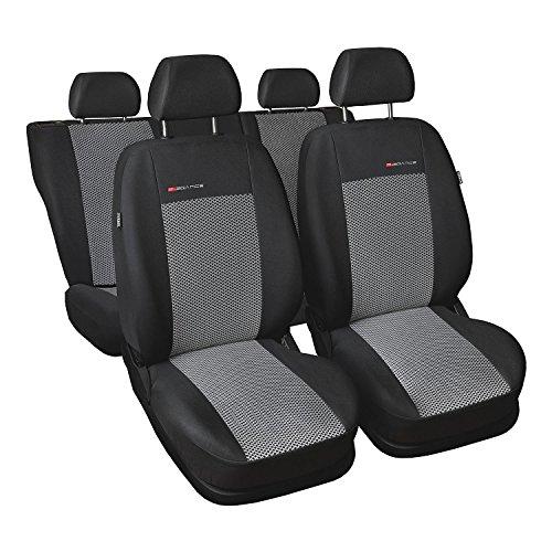 gsmarkt | Coprisedili Universali Coprisedili per copri sedili Set Coprisedili Seggiolino Seggiolino Auto Coprisedili Protezione