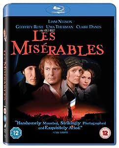 Les Misérables [Blu-ray] [1998]