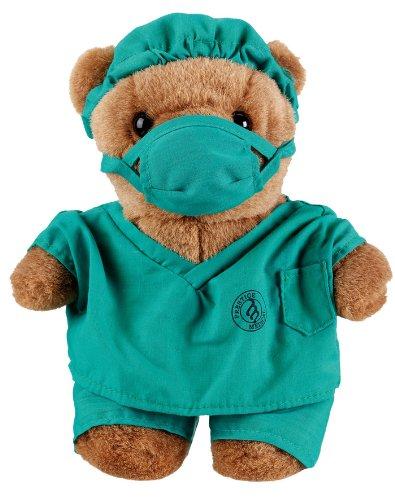 Preisvergleich Produktbild NCD Medical/Prestige Medical 1841-TEA teal scrub bear