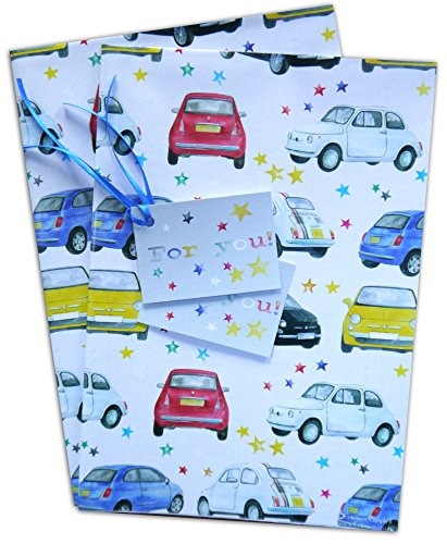 fiat-500-car-classic-and-modern-inspired-gift-wrapping-paper-and-gift-tags