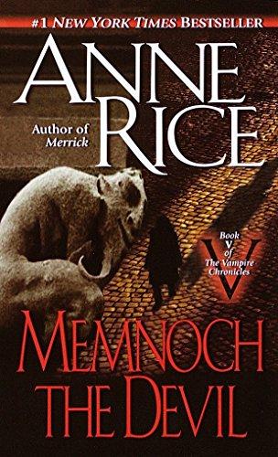 Memnoch the Devil Cover Image