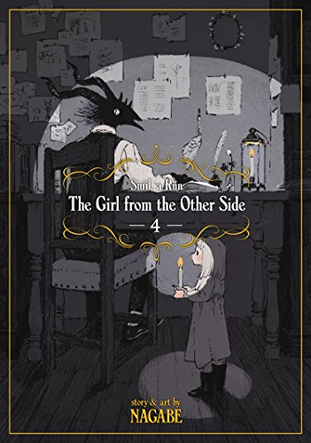 Girl From The Other Side: Siuil A Run Vol. 4, The (The Girl From the Other Side: Siuil, a Run)