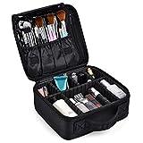 Make Up Bag, Makeup Case Professional,Beauty Case da Viaggio,Astuccio per trucco da viaggio,Borsa Trucco,Custodia cosmetica impermeabile