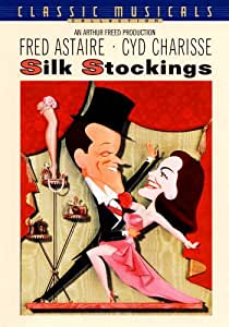 Silk Stockings - Fred Astaire & Cyd Charisse [DVD] [1957]