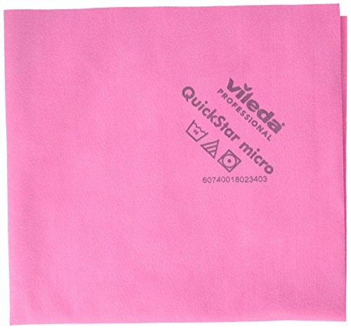 Preisvergleich Produktbild Vileda Microfasertuch QuickStar micro rosa (5 Tücher)