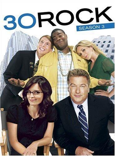 30 Rock: Season 3 by Tina Fey (3 30 Rock-season)
