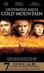 Unterwegs nach Cold Mountain [VHS]