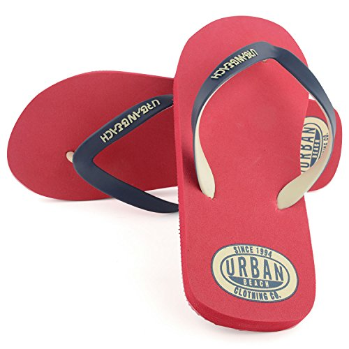 urban-beach-mens-amoco-flip-flops-red