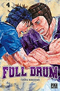 Full Drum Edition simple Tome 4