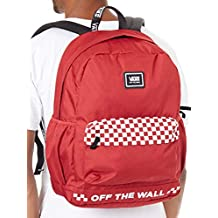 VANS - MOCHILA - WM SPORTY REALM PLUS SCOOTER - ROJO