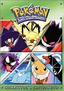 Pokemon 4: Path to Johto League Champion [DVD] [2003] [Region 1] [US Import] [NTSC]