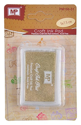 MP PM198-51 - Tinta de scrapbooking, color oro