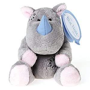 My Blue Nose Friends - Rinoceronte de Peluche (Tatty Teddy & My Blue Nose Friends)