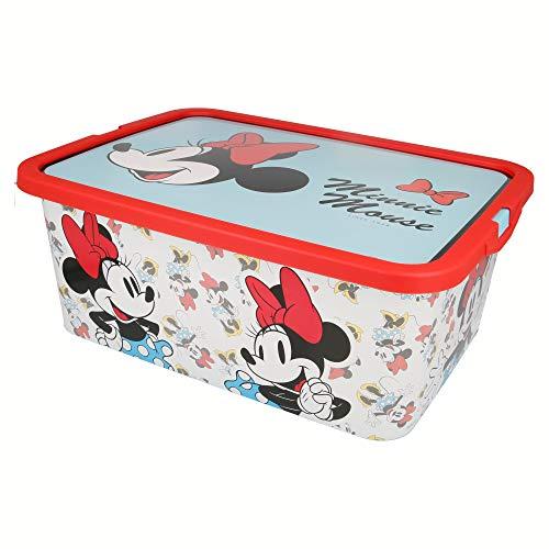 Minnie Mouse-Box Click 13L Vintage ', Speicher (Stor st-02805) (Speicher Minnie)