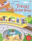 Travel Sticker Book (Usborne Sticker Books)