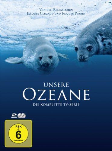 Unsere Ozeane - Die komplette TV-Serie [2 DVDs] (Erde-tv-serie)