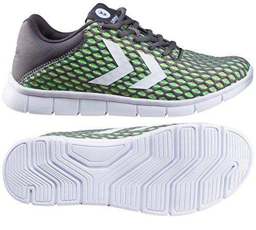 Hummel Fashion Effectus Breather Sneaker Grau
