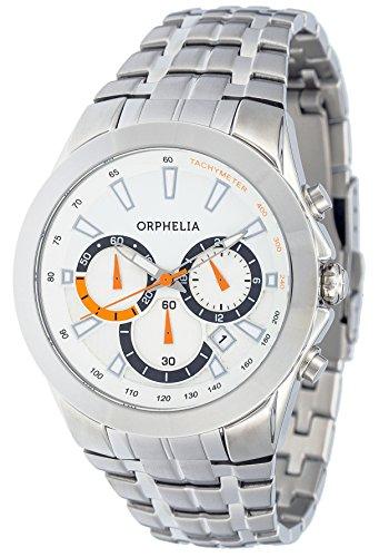 Orphelia - OR53790188 - Montre Homme - Quartz - Chronographe - Bracelet Acier inoxydable Argent