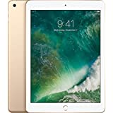 Newest Apple iPad with WiFi - 128GB - Gold (NEW IPAD - Latest Model - 2017) (Replaces iPad Air 2)