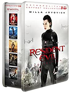Resident Evil Collection (Coffret 5 films) [Coffret métal - Édition Limitée] [Coffret métal - Édition Limitée]