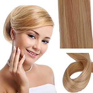 20 7pcs clip in remy human hair extensions 70g 27 613