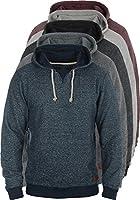 BLEND Morance Herren Kapuzenpullover Hoodie Sweatshirt aus hochwertiger Baumwollmischung