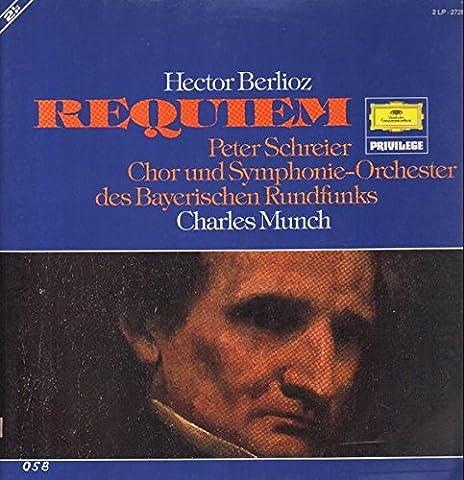 Requiem,, Ch.Munch, Bayrischer Rundfunk [2xVinyl]