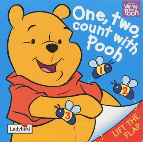 One, two, count with Pooh.