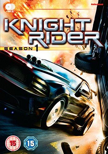 Knight Rider [DVD] [Edizione: Regno Unito]