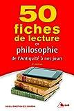 50 fiches de lecture en philosophie...