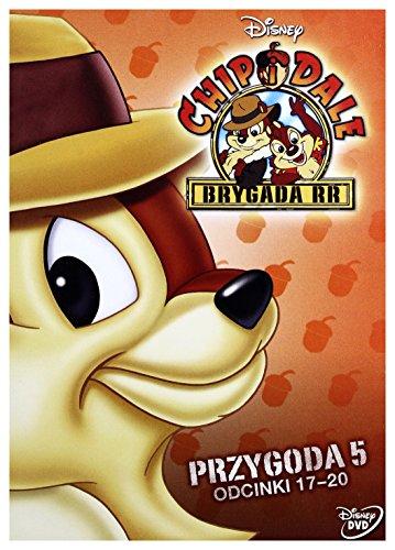 Chip and Dale Rescue Rangers 5 Episode 17-20 [DVD] [Region 2] (IMPORT) (Keine deutsche Version)