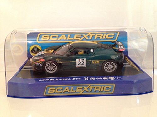 scalextric-lotus-evora-gt4-no-22-limited-edition-of-1000-by-scalextric