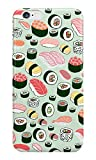Sushi Japanese food plastic case cover For Apple iPhone phone (Iphone 5 & 5s)