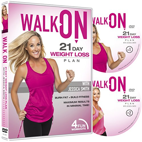 Walk On: 21 Day Weight Loss Plan with Jessica Smith -