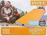 Intex 64790 Super-Tough JR. Twin Airbed with fibre-tech technology