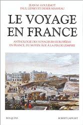 Le Voyage en France, tome 1