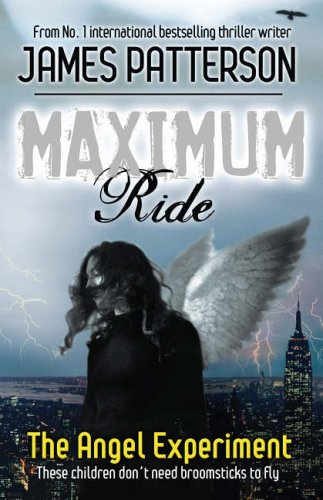 Book cover for The Angel Experiment