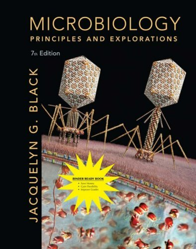 Microbiology: Principles and Explorations by Jacquelyn G. Black (2008-07-30) par Jacquelyn G. Black