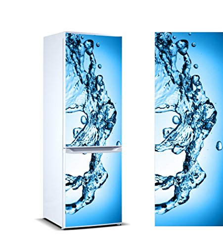 Vinilo Frigorífico aguas agitadas  Varias Medidas
